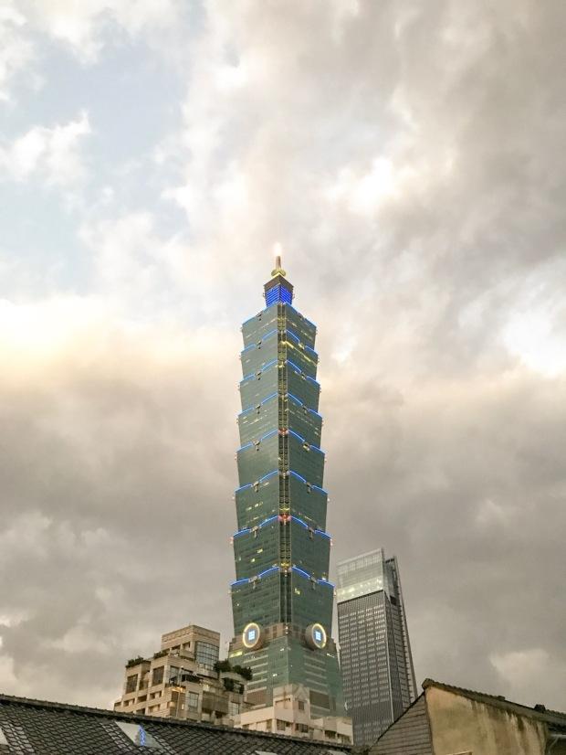 Taipei 101. Taipei, Taiwan
