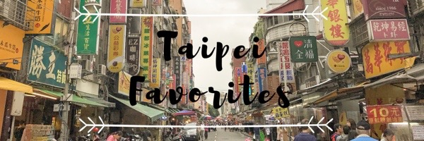 Taipei favorites from 50inFive.us