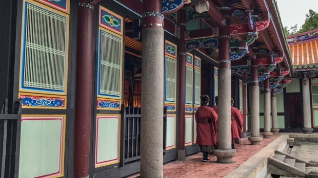 Confucius Temple, Taipei Taiwan